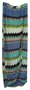 Missoni Maxi Skirt Aquas, multi