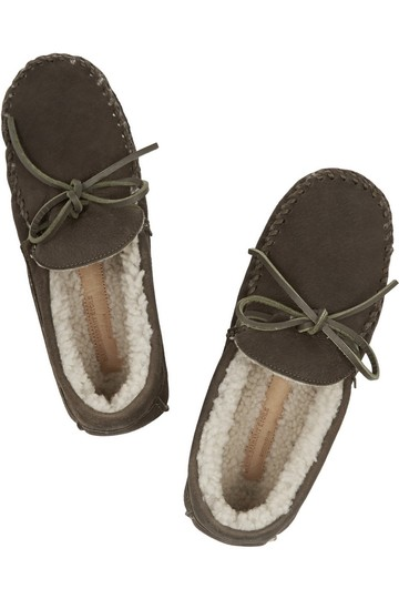 Isabel Marant Army green Flats