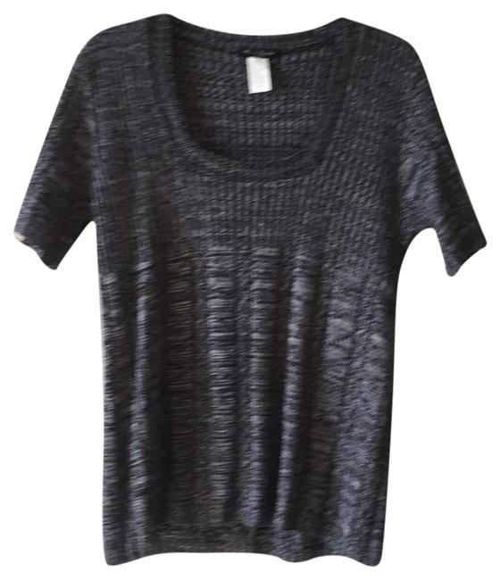 Preload https://item3.tradesy.com/images/black-gray-sweaterpullover-size-petite-8-m-10434382-0-1.jpg?width=400&height=650