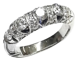Tacori TACORI Platinum Ring With Diamonds 1.30 Carats Total Weight