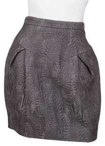 VIKTOR & ROLF Mini Skirt Silver