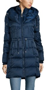Betsey Johnson Puffer Quilted Coat