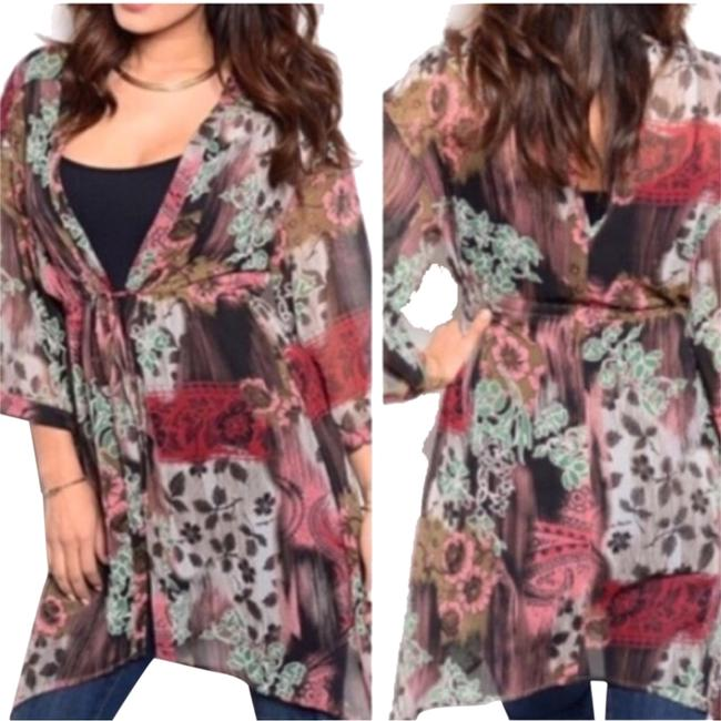Preload https://item4.tradesy.com/images/mulit-color-geisha-kimono-cardigan-size-6-s-10435378-0-1.jpg?width=400&height=650
