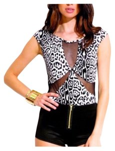 The Envy Collection Top Black