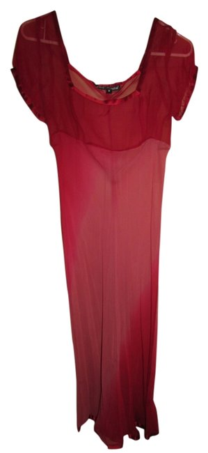 Preload https://img-static.tradesy.com/item/10435762/betsey-johnson-red-ombre-knee-length-night-out-dress-size-8-m-0-1-650-650.jpg
