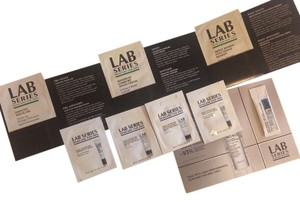 Lab series 8pcs lab series skincare samples