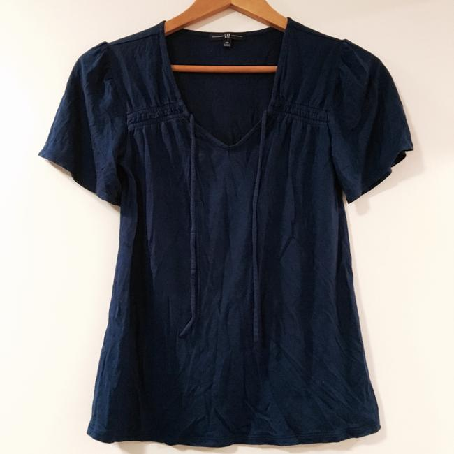 Gap Top Bright Blue