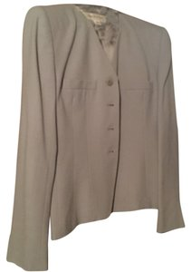 Jones New York Ice blue-grey Blazer