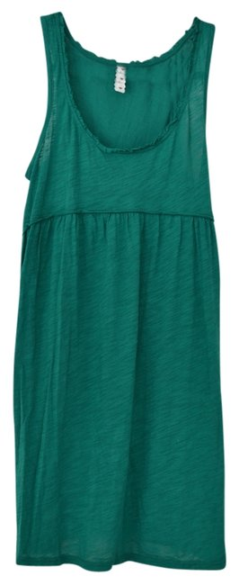 Preload https://img-static.tradesy.com/item/1043647/anthropologie-jade-green-above-knee-short-casual-dress-size-2-xs-0-0-650-650.jpg