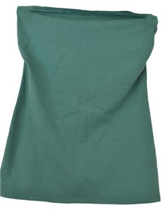 Victoria's Secret Strapless Top Jade Green