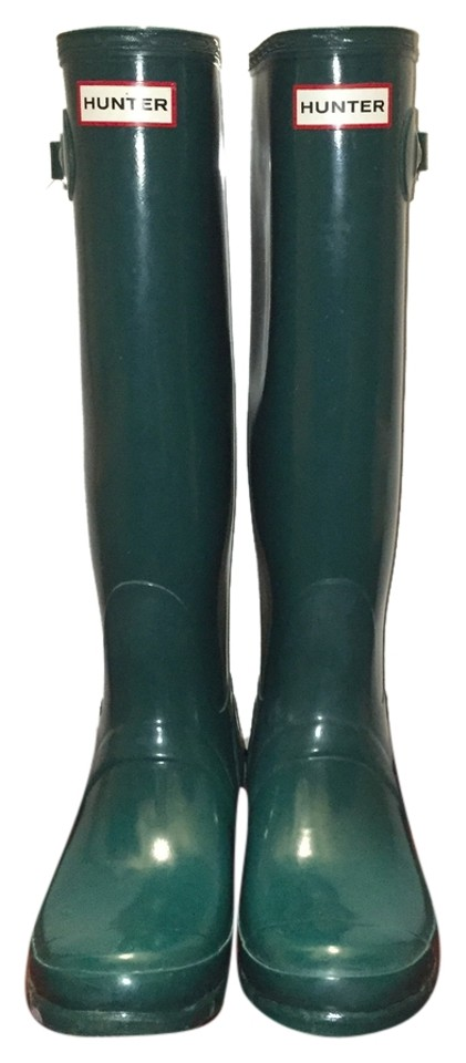 WOMENS Boots/Booties Hunter Steel Blue 7976458 Boots/Booties WOMENS The newest style 602d3d