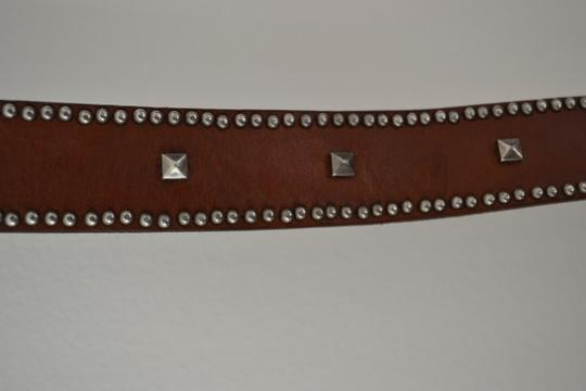 Other Leather Studded Belt