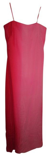 Preload https://img-static.tradesy.com/item/10437526/kay-unger-pink-ombre-long-formal-dress-size-6-s-0-1-650-650.jpg