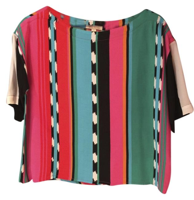 Preload https://item1.tradesy.com/images/ella-moss-multi-striped-blouse-size-6-s-10438195-0-1.jpg?width=400&height=650