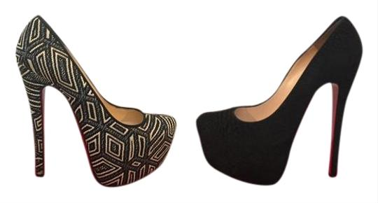 Preload https://item3.tradesy.com/images/christian-louboutin-black-2-for-daffodile-aztec-and-astrakan-pumps-size-us-7-regular-m-b-10438207-0-3.jpg?width=440&height=440