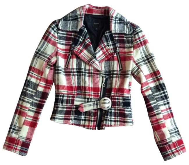 Preload https://item5.tradesy.com/images/express-plaid-moto-motorcycle-jacket-size-0-xs-10438324-0-1.jpg?width=400&height=650