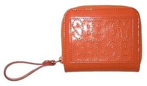 See by Chloé See By Chloe Orange Patent Wallet