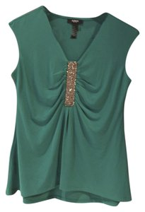 Alfani Top Green