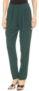 L'AGENCE Relaxed Pants green
