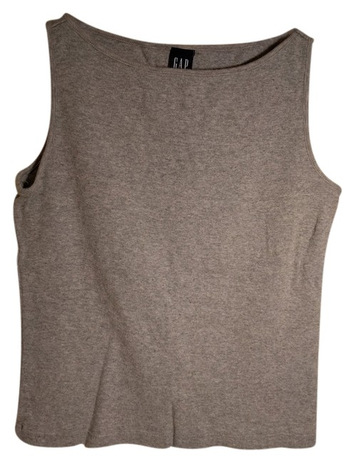 Preload https://item1.tradesy.com/images/gap-heather-gray-tank-topcami-size-2-xs-10438885-0-1.jpg?width=400&height=650