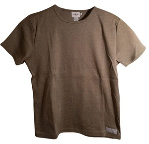 Calvin Klein Neutral Camel T Shirt Camel/brown