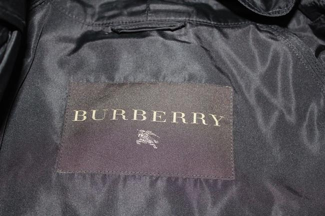 Burberry Spring Silk Jacket Trench Coat