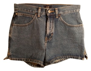 Gap Jean Jean Cutoff Cutoffs Mini/Short Shorts Denim