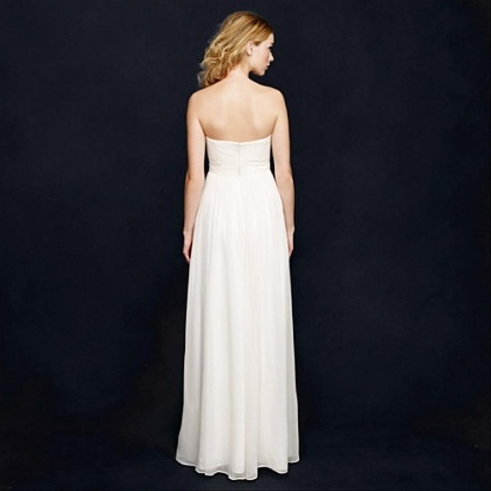 J crew nadia wedding dress tradesy weddings for J crew wedding dresses
