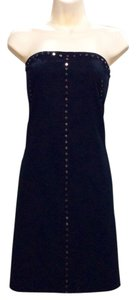 DKNY Stud Studded Dress