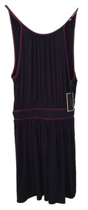 Juicy Couture short dress Blue and Magenta on Tradesy