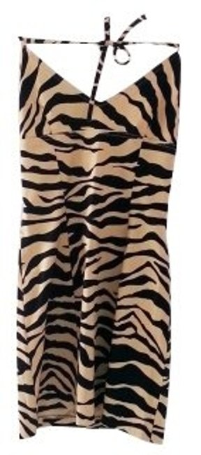 Preload https://item5.tradesy.com/images/marciano-tanbrown-zebra-night-out-dress-size-10-m-1044-0-0.jpg?width=400&height=650
