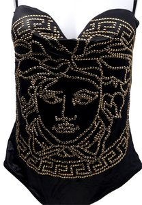 Versace Versace Studded Swimsuit