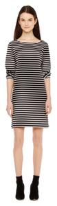 Joe Fresh short dress Black, white on Tradesy