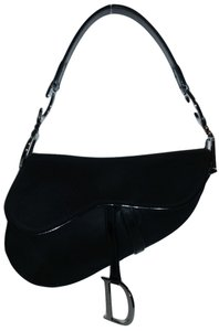 Dior No Wear Noted Hobo Bag