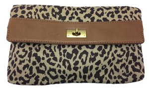 J.Crew Brompton Safari Cat Clutch