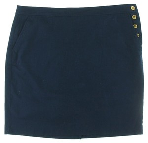 Lauren Ralph Lauren Skirt Navy