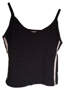 Other Exercise Workout Top Dark Gray