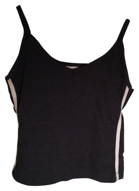 Preload https://item5.tradesy.com/images/dark-gray-exercise-tank-topcami-size-8-m-10441459-0-1.jpg?width=400&height=650