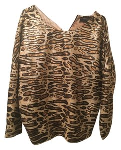 Zara Top Cheetah