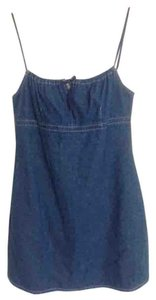 Esprit short dress Blue Jean on Tradesy