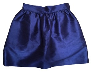 Smith Mini Skirt Blue