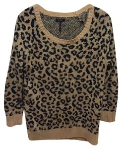 Nollie Leopard Over-sized Sweater