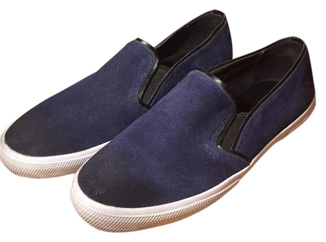 Kenneth Cole Reaction Navy Blue Slip On