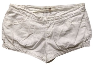 Abercrombie & Fitch Abercrombieandfitch A&f Oldnavy Hollister Aeropostale Gap Soft Summer Spring Lightweight Likenew Shorts White