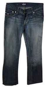 Rock & Republic And Premium Boot Cut Jeans-Medium Wash