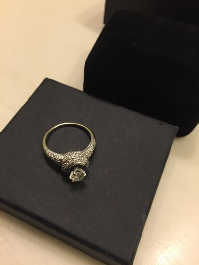 Preload https://item5.tradesy.com/images/white-gold-pave-halo-diamond-engagement-ring-10442134-0-3.jpg?width=440&height=440