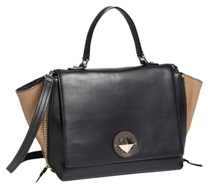 Kate Spade Satchel in BLACK, DUNE