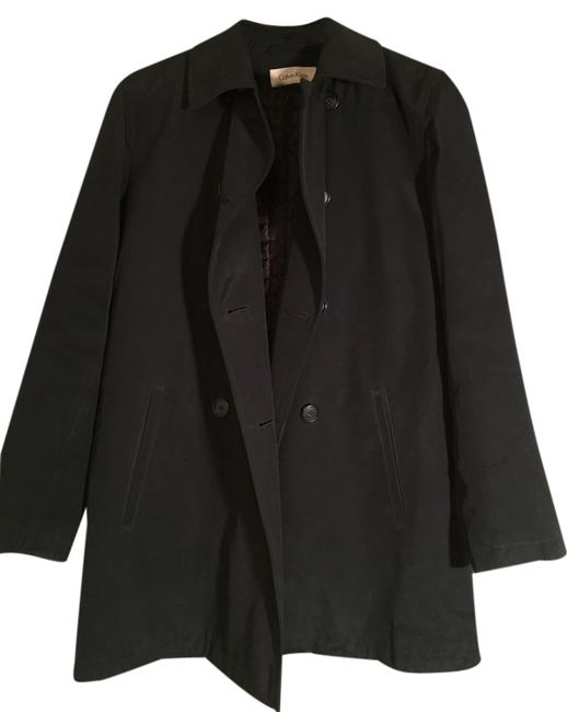 Preload https://item2.tradesy.com/images/calvin-klein-black-with-detachable-lining-trench-coat-size-4-s-10443331-0-1.jpg?width=400&height=650