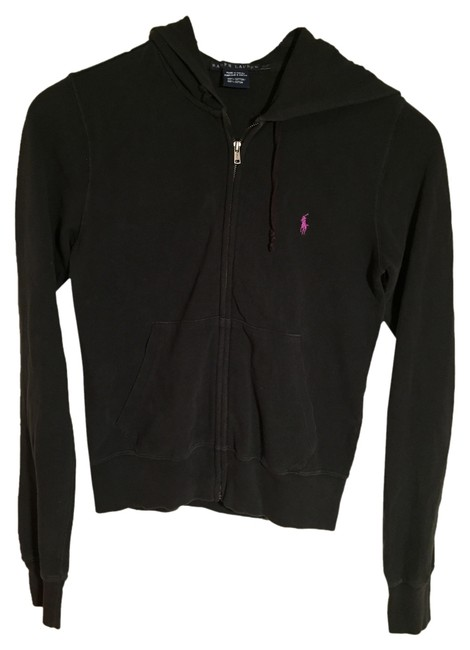 Preload https://img-static.tradesy.com/item/10443538/ralph-lauren-black-zip-up-spring-jacket-size-4-s-0-1-650-650.jpg