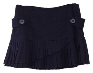 GILBERT VS LAURIE Mini Skirt Black